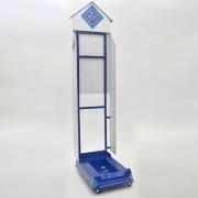 Blue Buffalo Vertical Merchandiser Empty POP