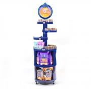 Blue Buffalo Cat Tower Scratching Post Display POP
