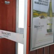 Brancott Wine Display POP Retail
