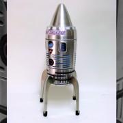 NIke Rocket Salazar POP display