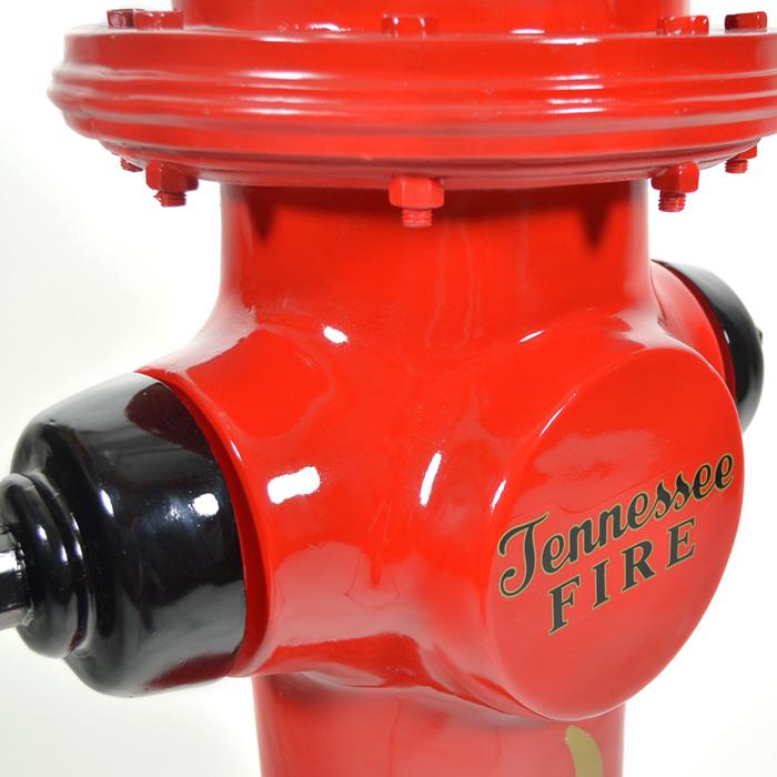 jack Daniels Fire Hydrant Whiskey