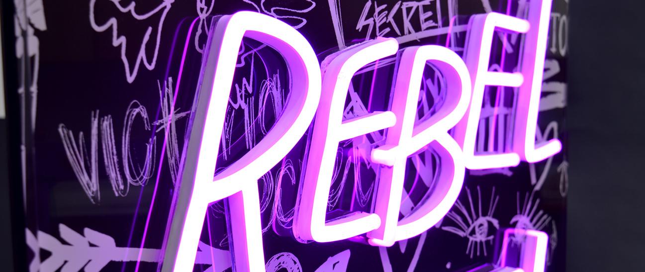 Victorias Secret Neon Sign