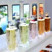 Ralph Lauren Perfume Display